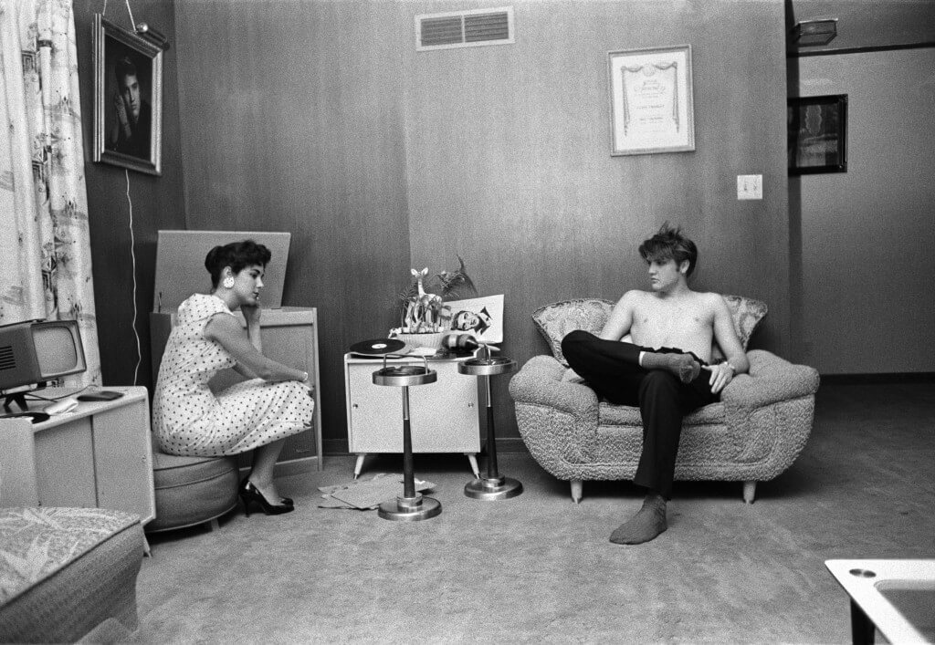 Elvis and Barbara