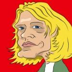 Kurt Cobain: a voz poderosa que impôs uma revolução musical