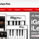 IK Multimedia: quando a tecnologia se encontra com a música