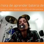 Drummers Meeting: aprender a tocar bateria com os melhores