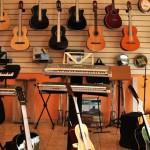 14 lojas online para comprar instrumentos musicais