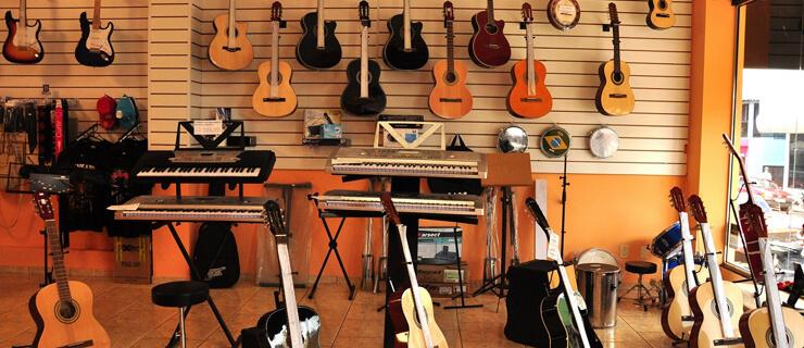 comprar instrumentos