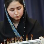 Negin Khpolwak, a jovem afegã que é maestrina