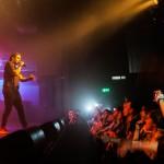 A Essência de Jimmy P em cima do palco (Foto-Reportagem)