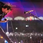 Como os Pearl Jam compensam o impacto que a música tem no ambiente