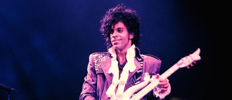 álbuns de prince