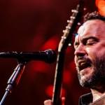 Dave Matthews: o empregado de mesa que decidiu subir ao palco