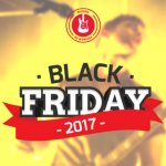 Black Friday 2017: Música e Instrumentos Musicais com descontos!