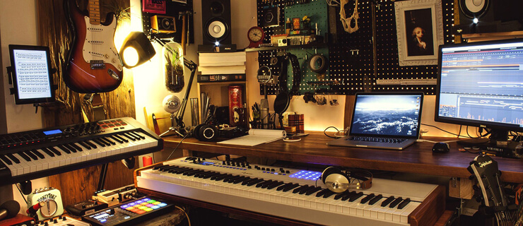 Home Studio Software