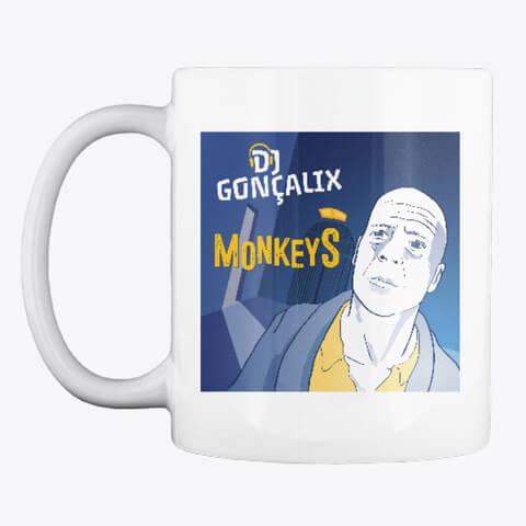 monkeys-caneca