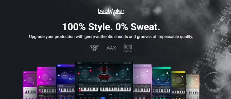 Beatmaker UJAM: A Arte de Criar Beats Potentes e Intemporais!